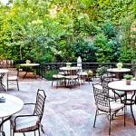 El Jardín de Orfila, restaurant à Madrid