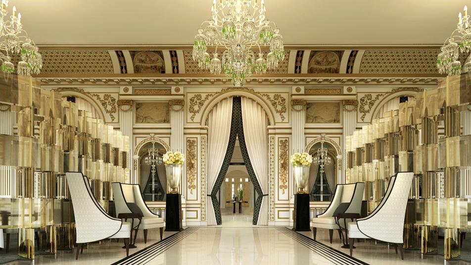 Le peninsula paris ouverture d 39 un nouvel hotel 5 toiles martine va a - Le nouvel hotel paris ...