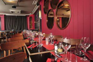 salle restaurant le passage