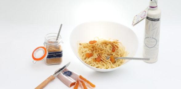 Boutargue: goûter au parmesan de la mer
